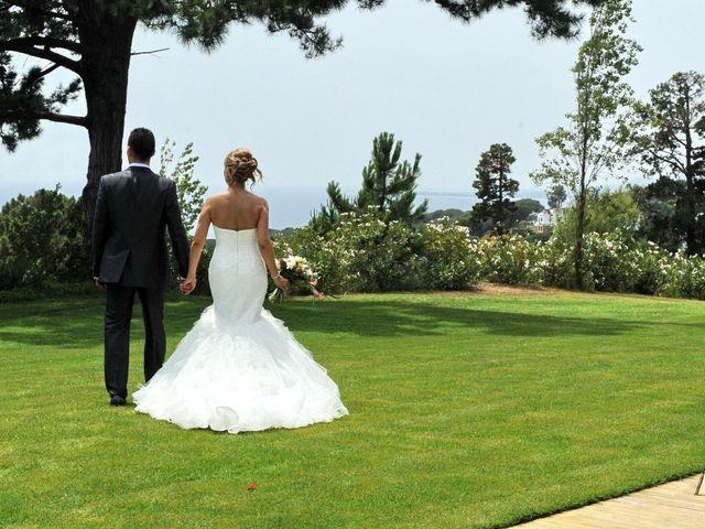 La boda de David  y Alicia en Lloret De Mar, Girona 6