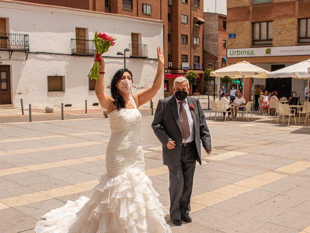 La boda de Ramón y Mayte en Madrid, Madrid 13