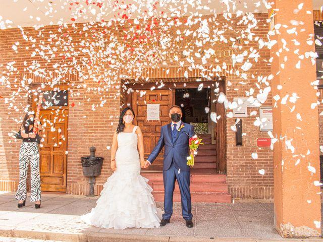 La boda de Ramón y Mayte en Madrid, Madrid 21