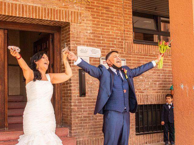La boda de Ramón y Mayte en Madrid, Madrid 23