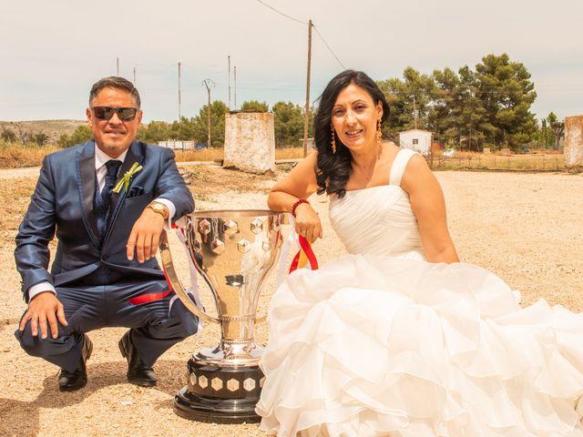 La boda de Ramón y Mayte en Madrid, Madrid 3