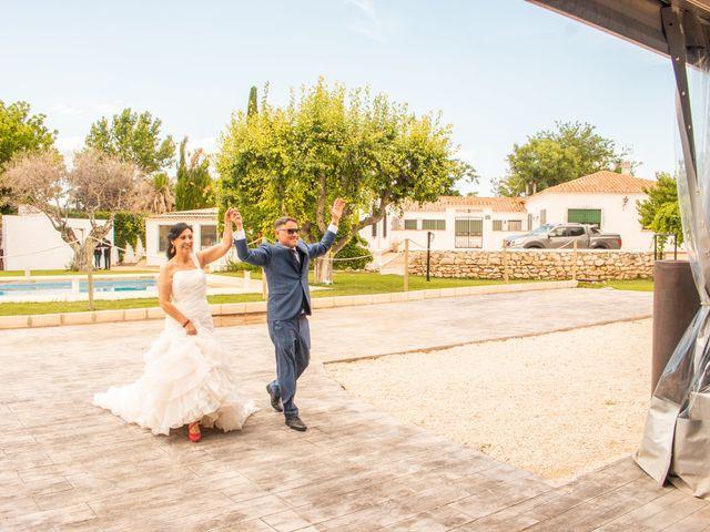 La boda de Ramón y Mayte en Madrid, Madrid 48