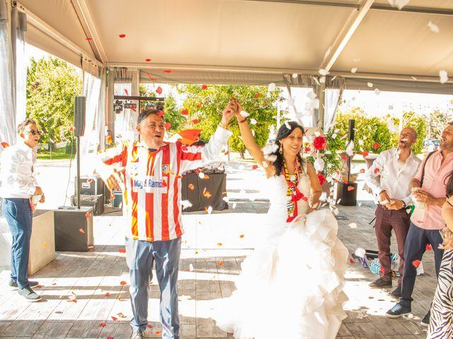 La boda de Ramón y Mayte en Madrid, Madrid 59