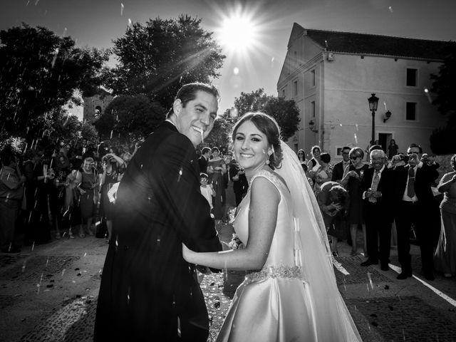 La boda de Martín y Magdalena