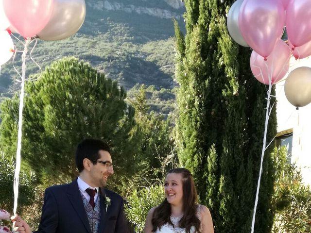 La boda de Zeus y Sonia en Monistrol De Montserrat, Barcelona 3