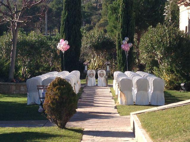 La boda de Zeus y Sonia en Monistrol De Montserrat, Barcelona 4