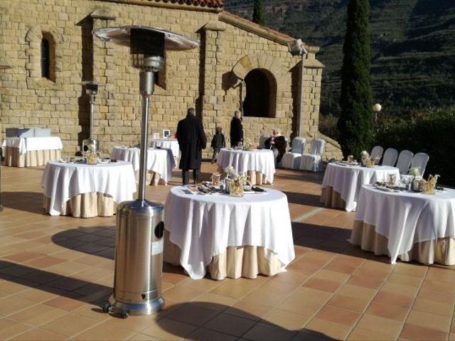 La boda de Zeus y Sonia en Monistrol De Montserrat, Barcelona 2