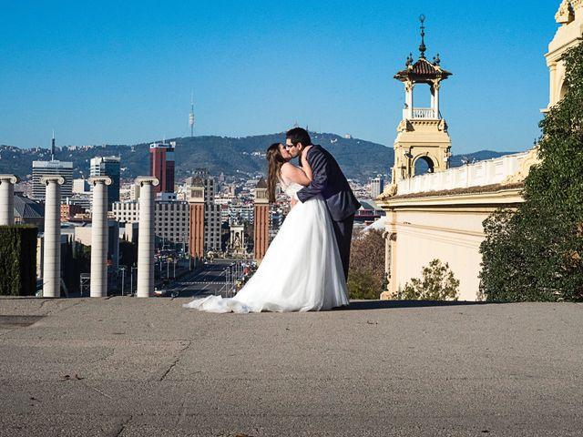 La boda de Zeus y Sonia en Monistrol De Montserrat, Barcelona 17