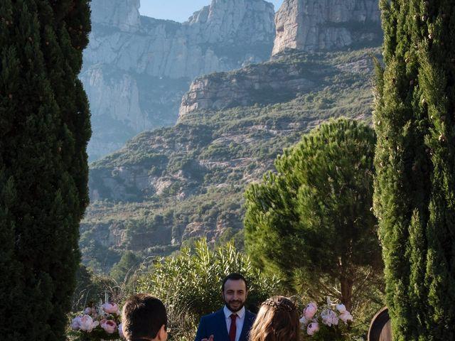 La boda de Zeus y Sonia en Monistrol De Montserrat, Barcelona 23