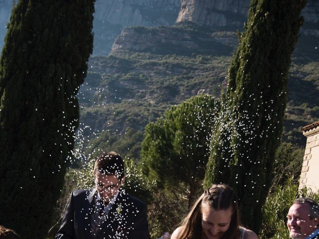 La boda de Zeus y Sonia en Monistrol De Montserrat, Barcelona 24