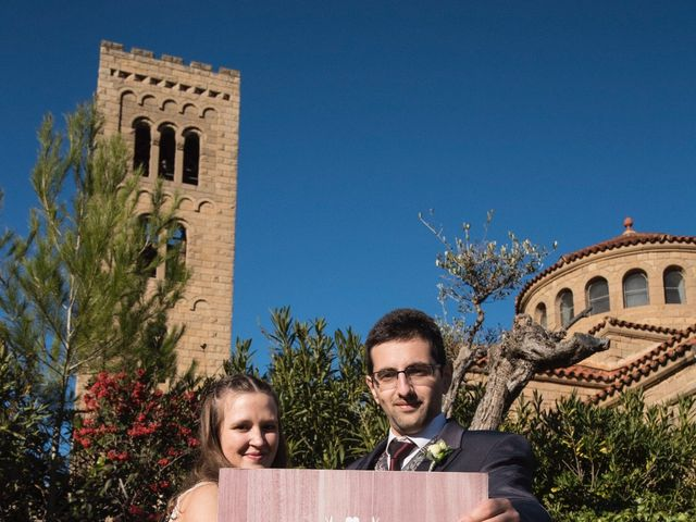 La boda de Zeus y Sonia en Monistrol De Montserrat, Barcelona 25