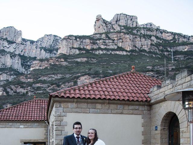 La boda de Zeus y Sonia en Monistrol De Montserrat, Barcelona 27