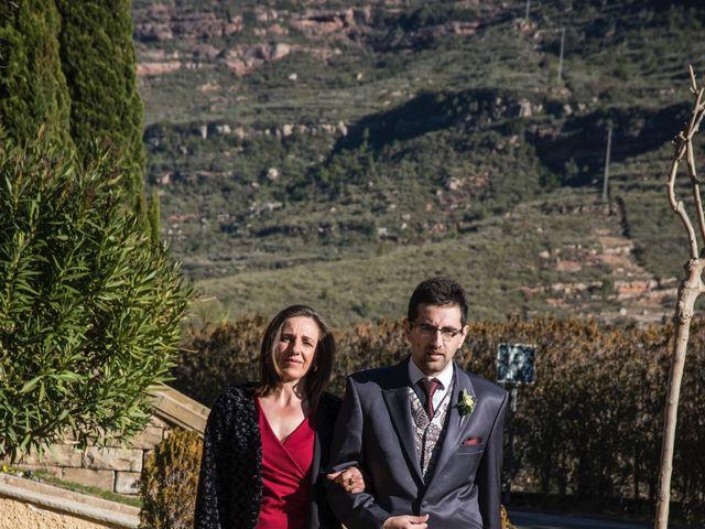 La boda de Zeus y Sonia en Monistrol De Montserrat, Barcelona 30