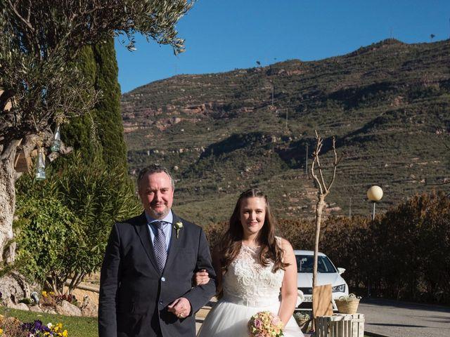 La boda de Zeus y Sonia en Monistrol De Montserrat, Barcelona 31