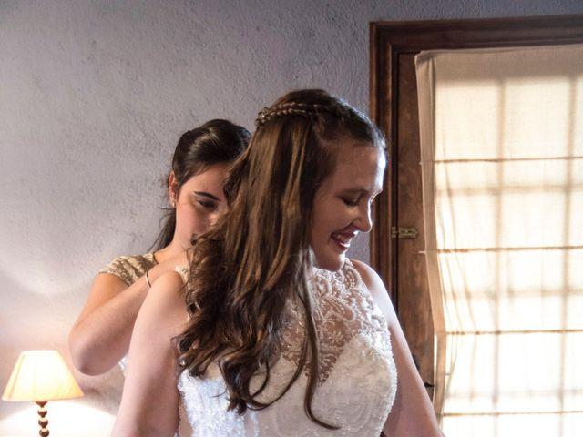 La boda de Zeus y Sonia en Monistrol De Montserrat, Barcelona 33