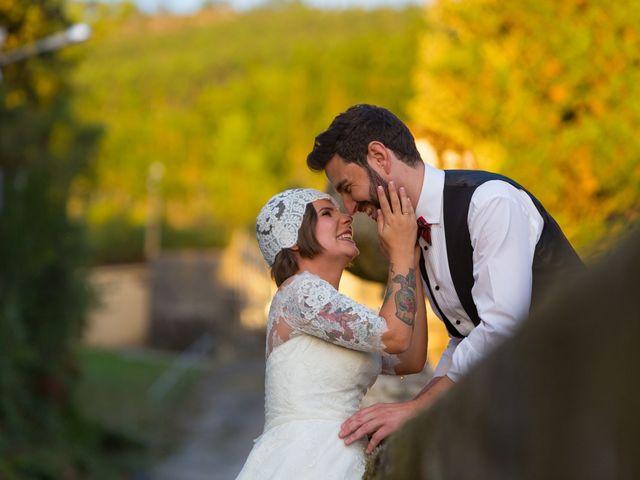 La boda de Ángel y Carmen en Boiro, Asturias 11