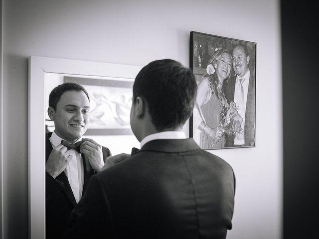 La boda de Omar y Lorena en Collado Villalba, Madrid 12