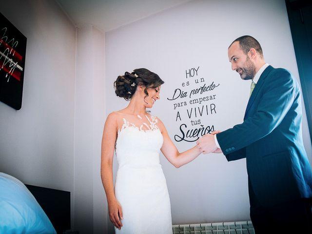 La boda de Omar y Lorena en Collado Villalba, Madrid 36