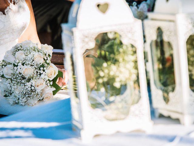 La boda de Omar y Lorena en Collado Villalba, Madrid 41