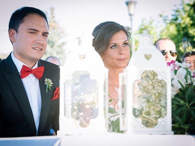 La boda de Omar y Lorena en Collado Villalba, Madrid 42