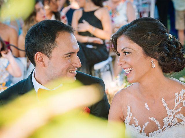 La boda de Omar y Lorena en Collado Villalba, Madrid 43