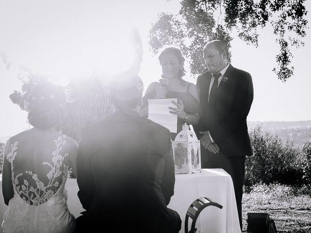 La boda de Omar y Lorena en Collado Villalba, Madrid 44