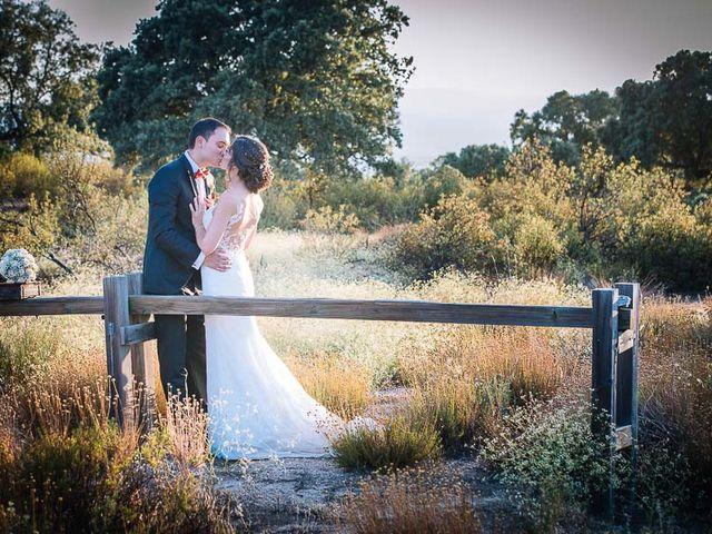 La boda de Omar y Lorena en Collado Villalba, Madrid 57