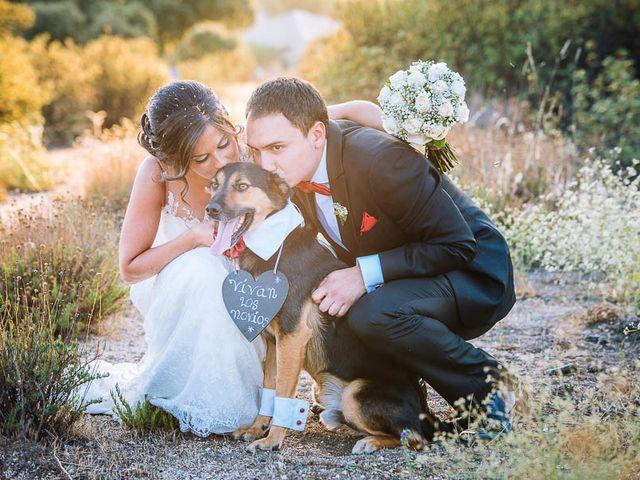 La boda de Omar y Lorena en Collado Villalba, Madrid 62