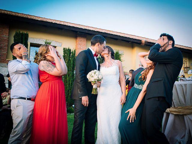 La boda de Omar y Lorena en Collado Villalba, Madrid 70