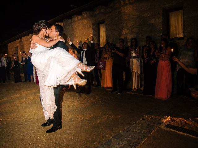 La boda de Omar y Lorena en Collado Villalba, Madrid 74