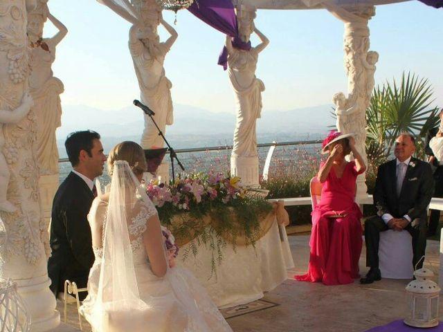 La boda de Rafael y Vanessa en Alhaurin El Grande, Málaga 7