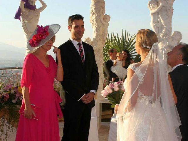 La boda de Rafael y Vanessa en Alhaurin El Grande, Málaga 1