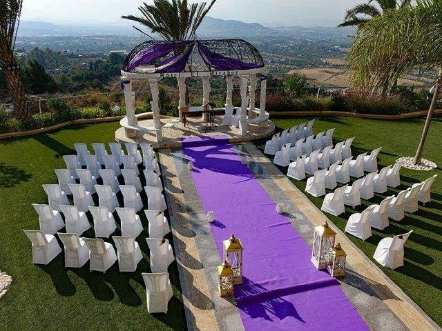 La boda de Rafael y Vanessa en Alhaurin El Grande, Málaga 2