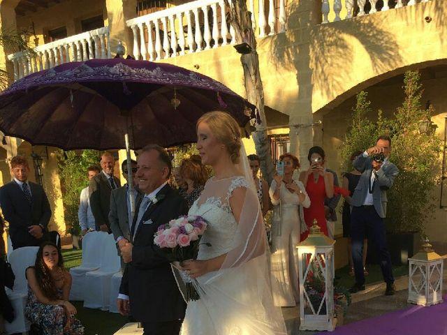 La boda de Rafael y Vanessa en Alhaurin El Grande, Málaga 15