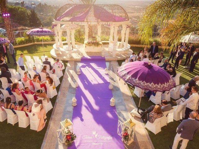 La boda de Rafael y Vanessa en Alhaurin El Grande, Málaga 19