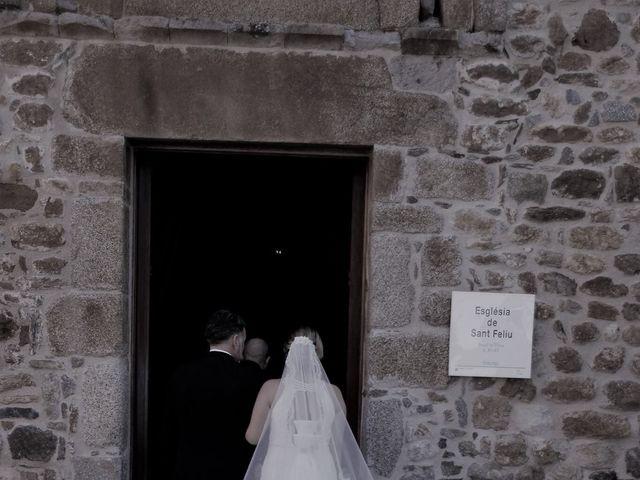 La boda de Lauta y Claudia en Vilajüiga, Girona 7