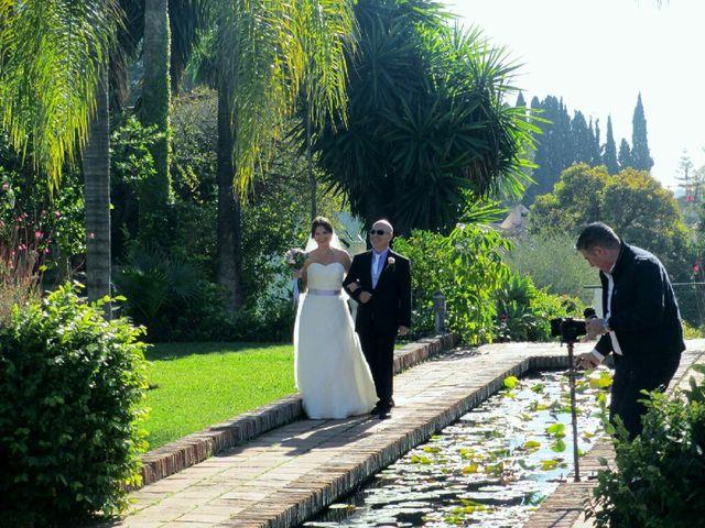 La boda de Rafael y Verónica  en Fuengirola, Málaga 2