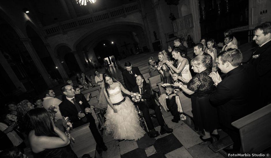 La boda de Raul y Ana en Reus, Tarragona