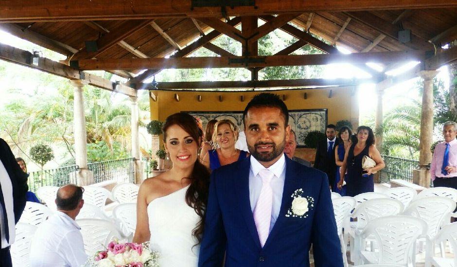 La boda de Malkeet y Rosa en Alhaurin De La Torre, Málaga