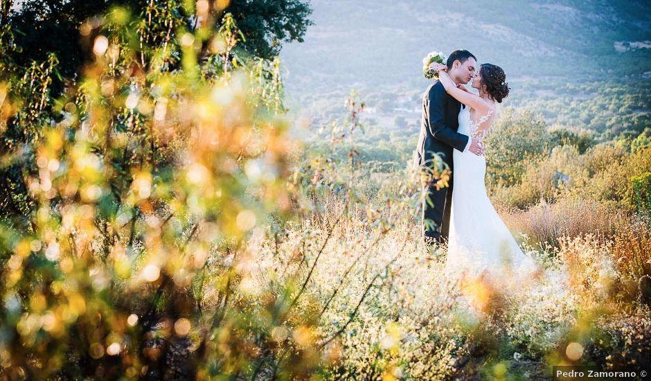 La boda de Omar y Lorena en Collado Villalba, Madrid
