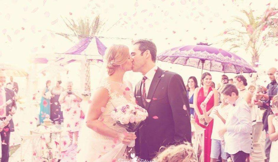 La boda de Rafael y Vanessa en Alhaurin El Grande, Málaga
