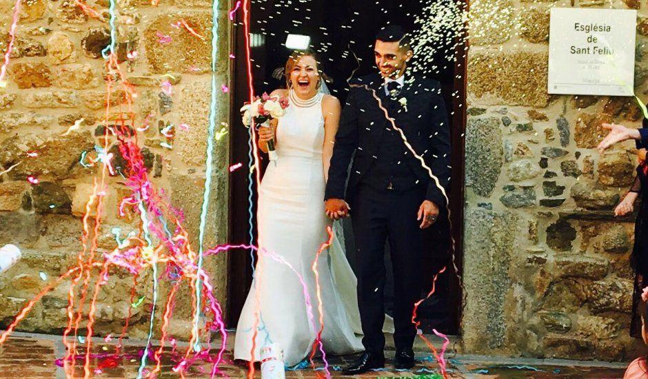 La boda de Lauta y Claudia en Vilajüiga, Girona