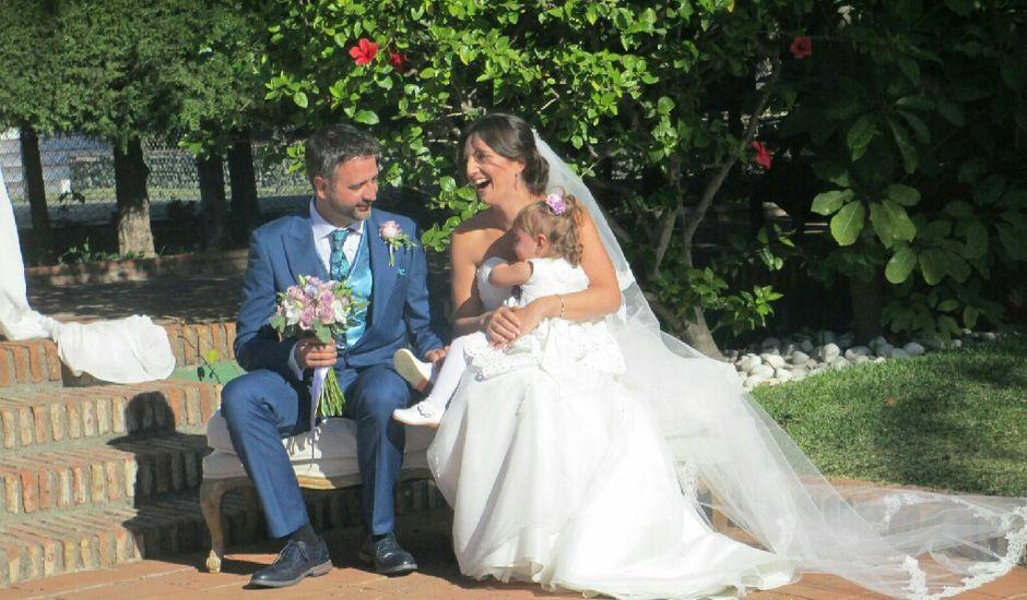 La boda de Rafael y Verónica  en Fuengirola, Málaga