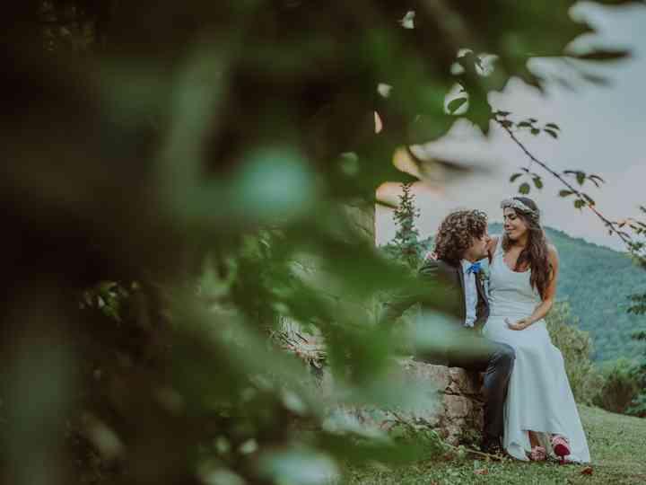 La boda de Gabriela y Narcís