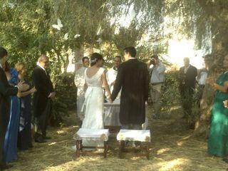 La boda de Daniel y Marta