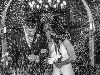 La boda de Lourdes y Mario