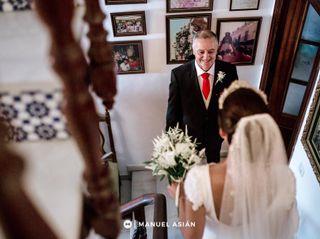 La boda de Rocio  y Pepe  2