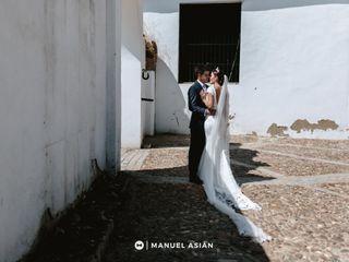 La boda de Rocio  y Pepe