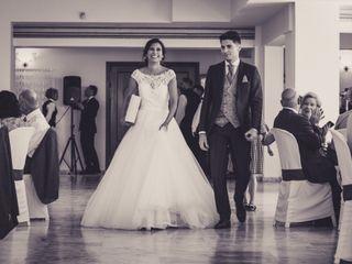 La boda de Melissa y Josué 1