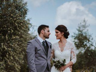 La boda de Lidia y Rafa 1